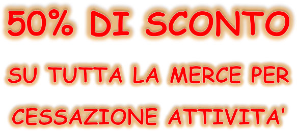 Coupon FERRO E FUOCO
