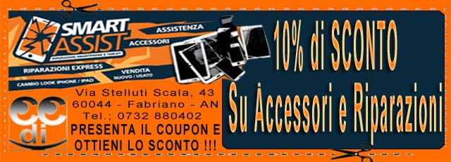 Coupon SMART ASSIST