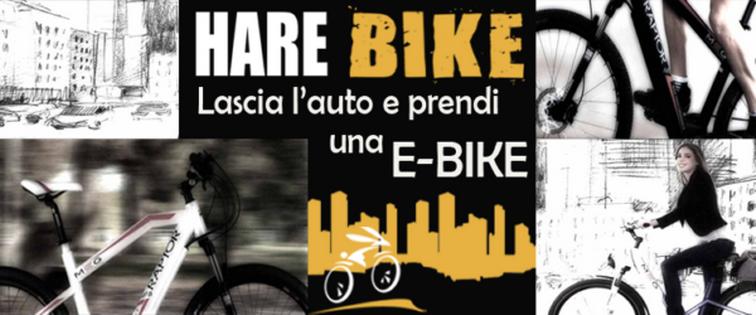 HAREBIKE a Sassoferrato